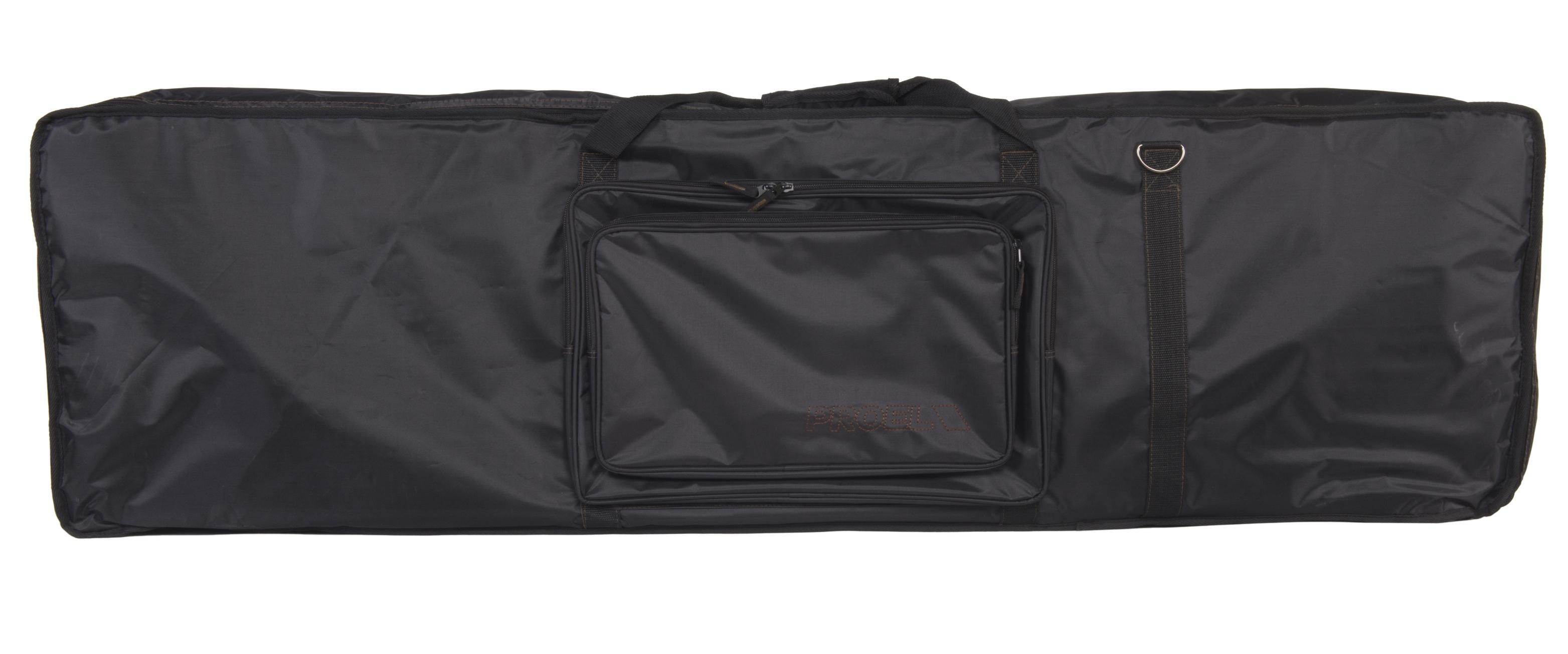 PROEL BAG940PN - Borsa per tastiera in robusto nylon 420D antistrappo.