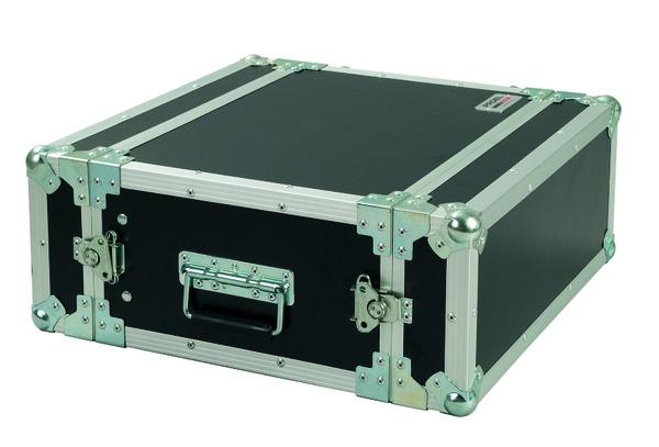 PROEL CR124BLKM - Flight case 4U a rack 19, profondo 25 cm.