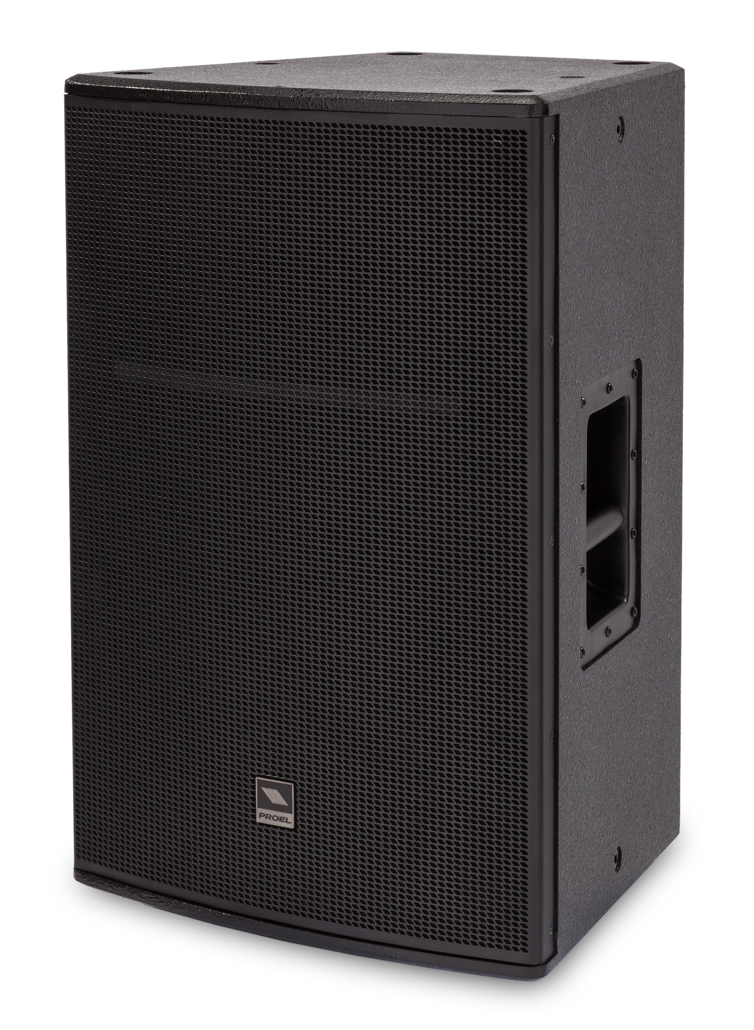 PROEL LT15A - Diffusore a 2 vie attivo - Dj Equipment Casse e Monitor - Diffusori Attivi