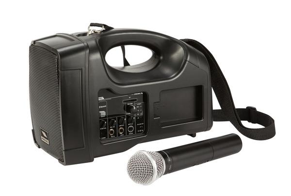 PROEL PA FREE1 - Sistema sonoro portatile amplificato