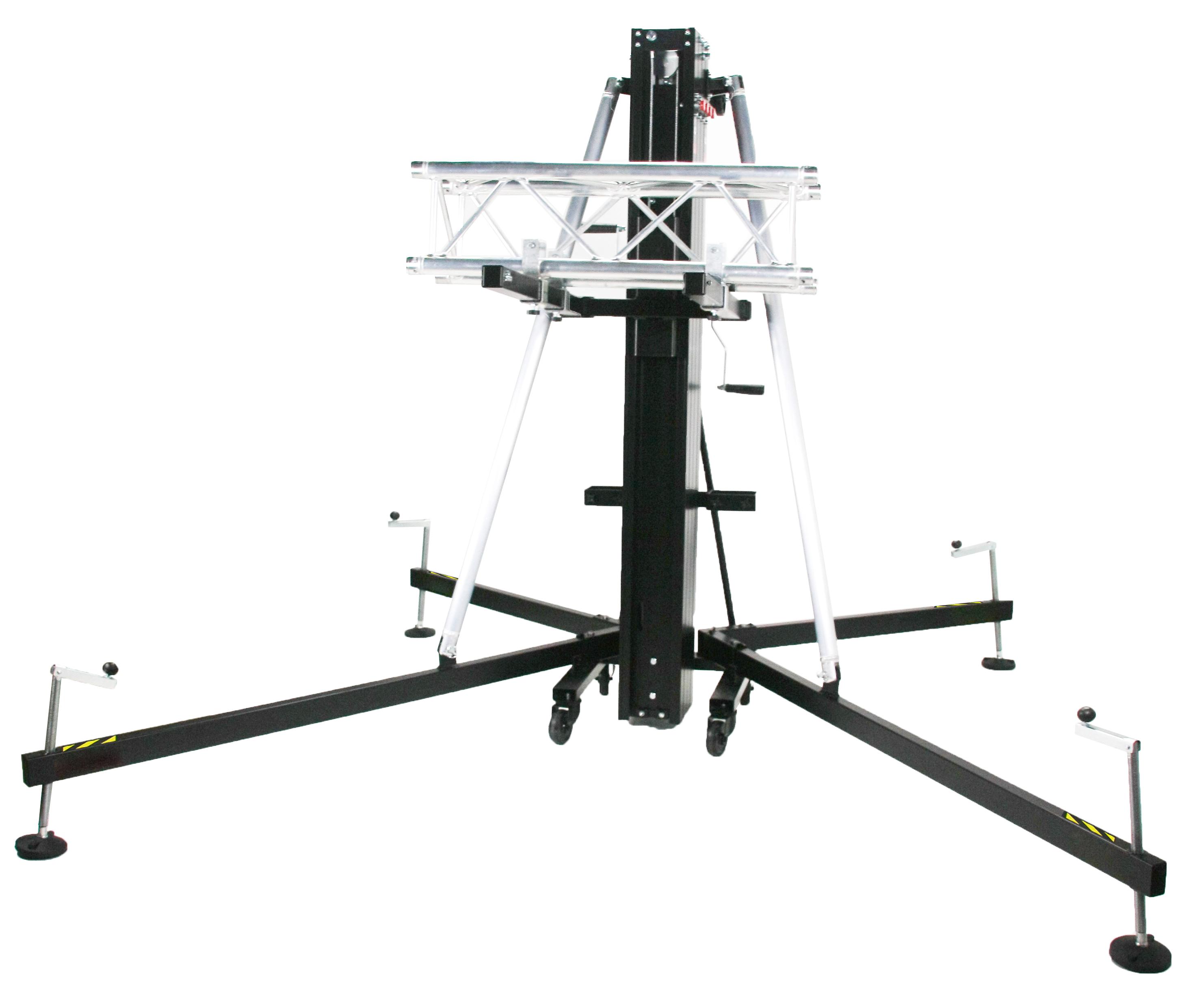 PROEL PLWIN650PRO - elevatore frontale a torre