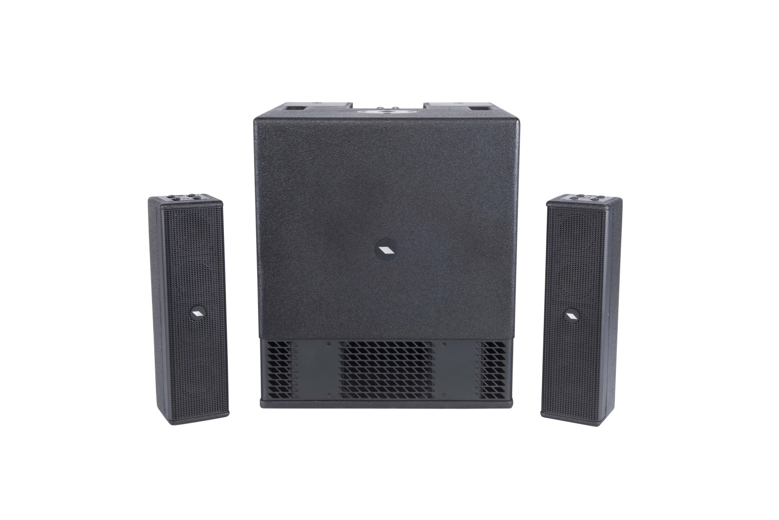 PROEL SESSION4 - Compact Portable Array System